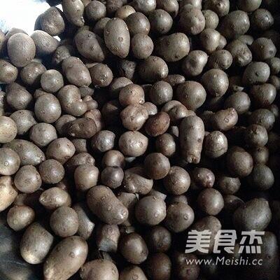 糖炒山药豆的做法图解