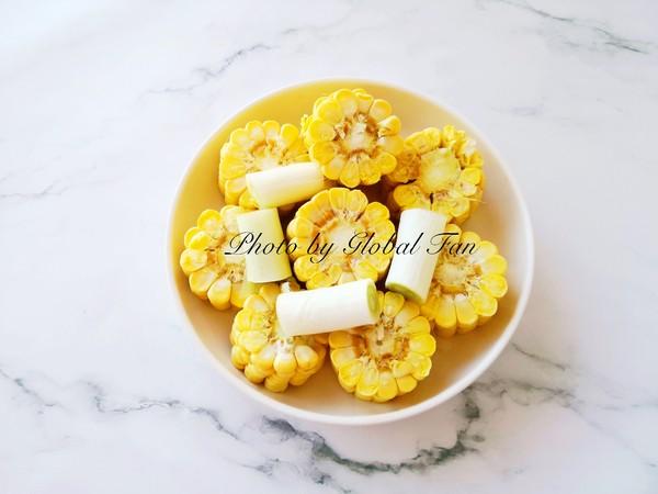 玉米山药排骨汤的家常做法
