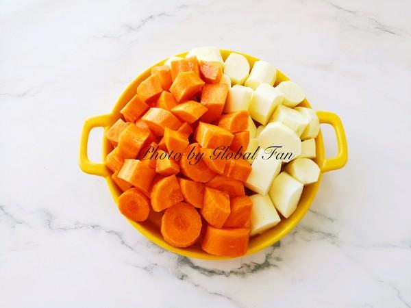 玉米山药排骨汤的简单做法