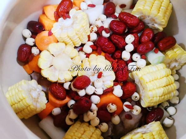 玉米山药排骨汤怎么做