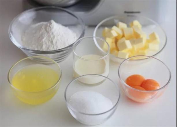 桃子果酱磅蛋糕的简单做法