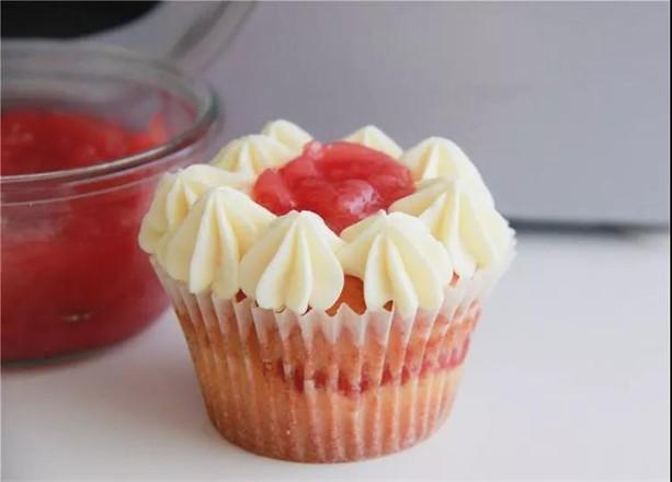 桃子果酱磅蛋糕的制作