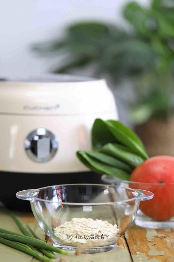 西红柿油菜面片汤的做法大全