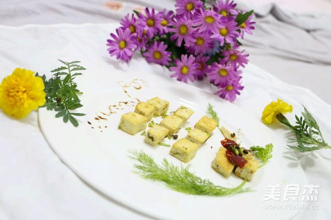 橄榄油孜然黄金豆腐怎样炒