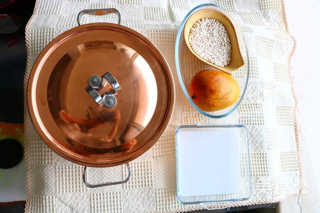椰奶芒果西米露的做法大全
