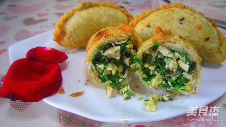 美味韭菜鸡蛋饺怎么做
