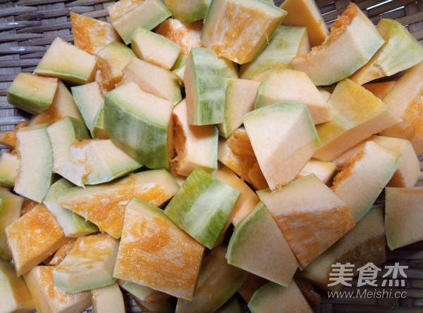 绿豆南瓜汤的做法大全