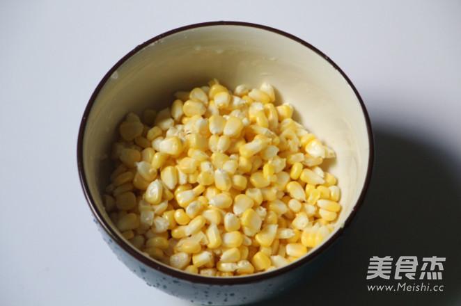豆浆机版奶香玉米汁的做法大全