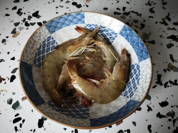 鲜虾肉丸汤的家常做法