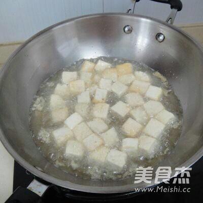 香煎臭豆腐的家常做法