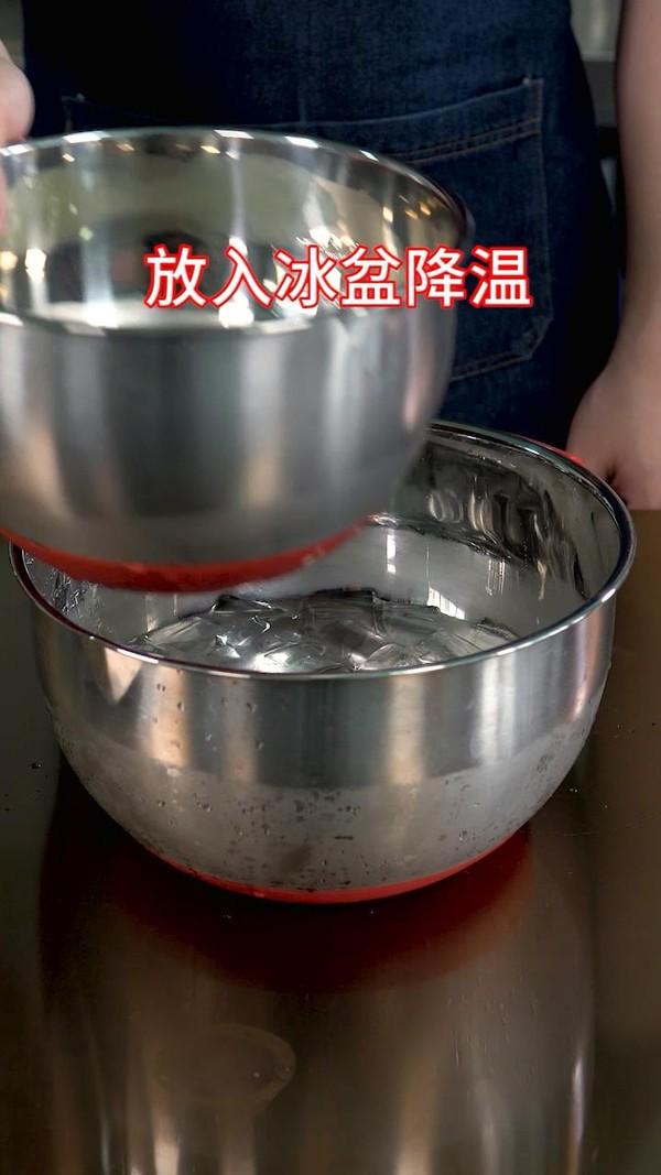 喜茶同款芝士奶盖的做法图解