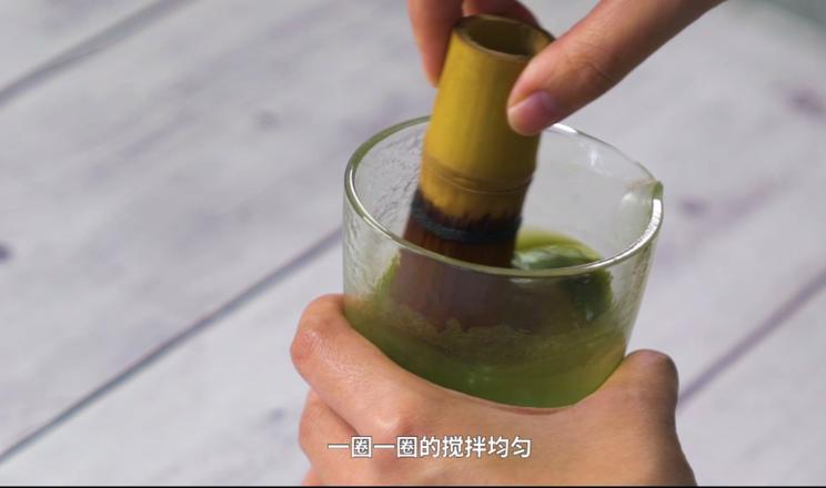 冬季热饮:奥利奥抹茶拿铁的做法怎么吃