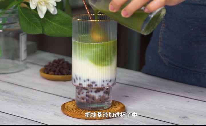 冬季热饮:奥利奥抹茶拿铁的做法怎么做