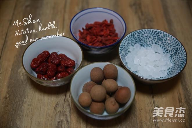 红枣冰糖炖海参的做法大全