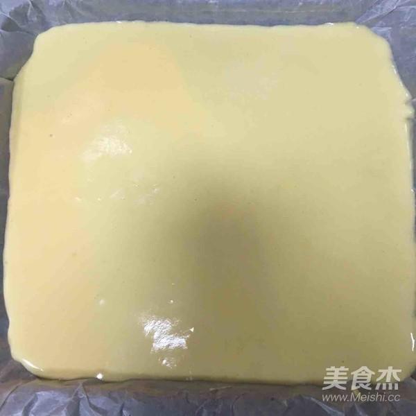 豹纹芒果蛋糕卷怎样煮