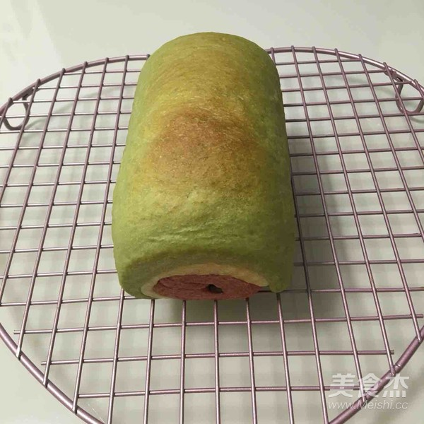 西瓜吐司怎样做