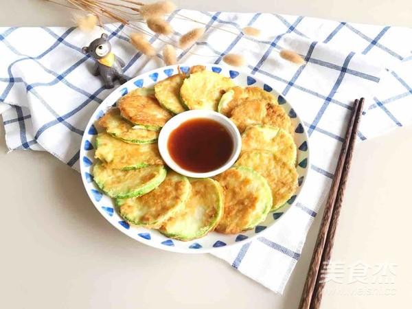 韩式香煎西葫芦怎么煮