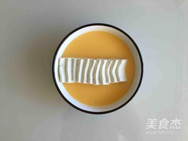 咸蛋黄豆腐蒸嫩蛋的简单做法