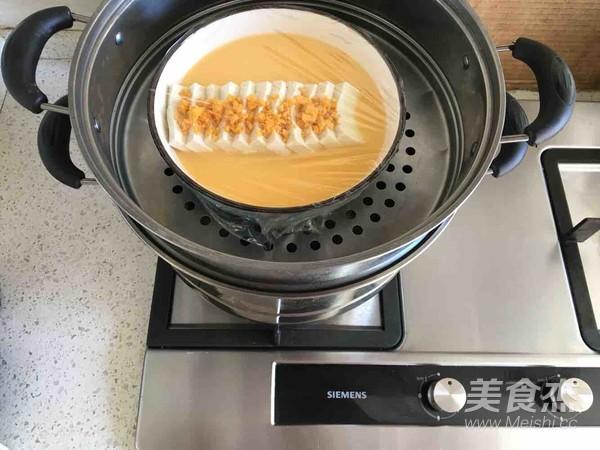 咸蛋黄豆腐蒸嫩蛋怎么做