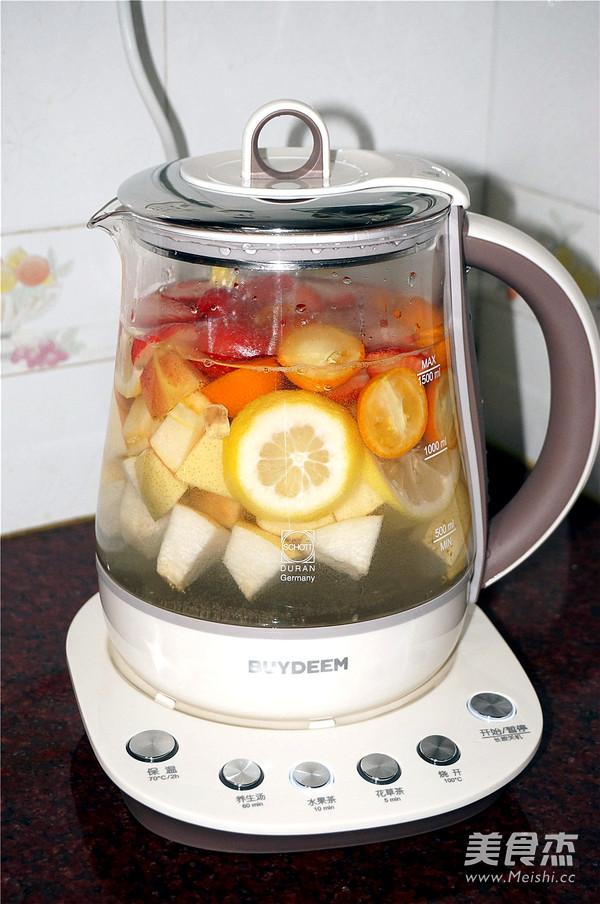 水果茶怎么煮