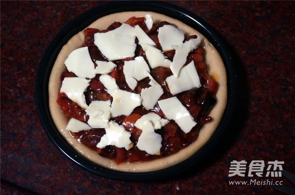 八爪鱼迷你披萨怎么吃