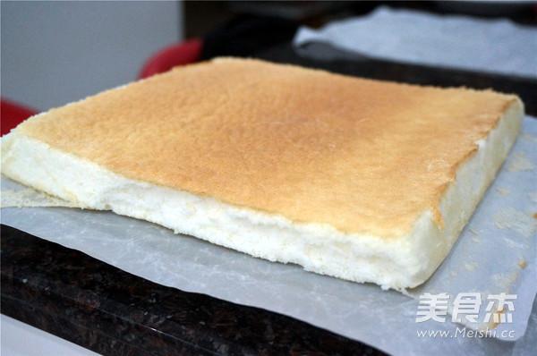 果酱天使蛋糕怎样做