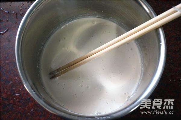 椰汁红豆糕的简单做法
