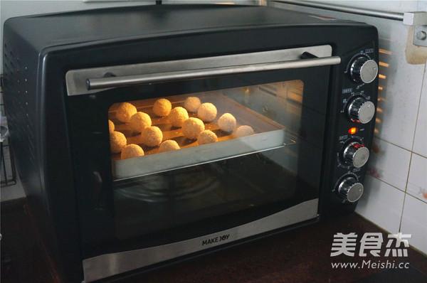 蛋白椰丝球怎么煮
