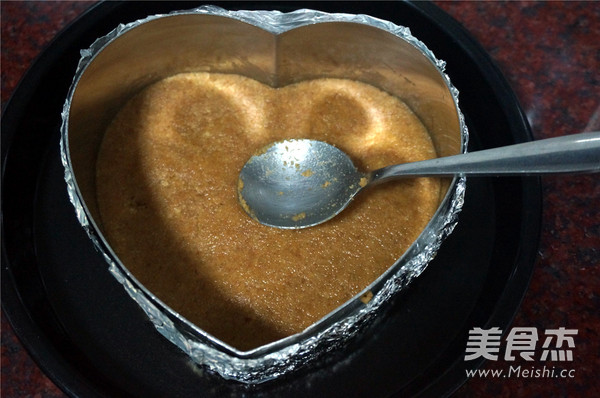 芒果芝士冻饼怎么做