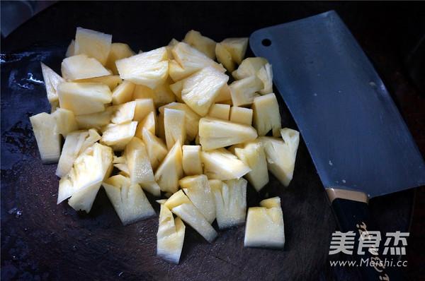菠萝果酱的做法图解