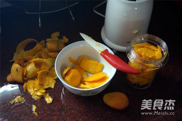 芒果酸奶怎么煮