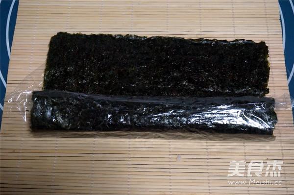 军舰寿司怎么炒