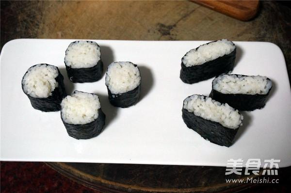 军舰寿司怎么炖