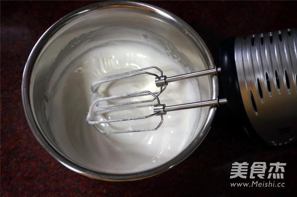 奶油蛋糕卷的简单做法