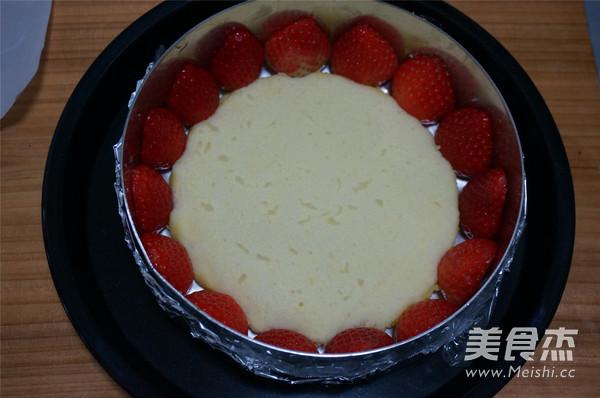 香梨水果慕斯蛋糕怎样做