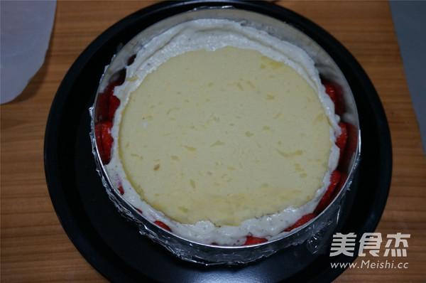 香梨水果慕斯蛋糕怎样煮