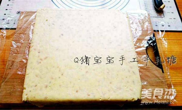牛扎糖的做法图片