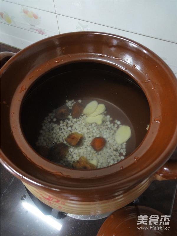 节瓜薏米煲猪骨怎么吃