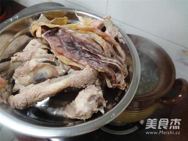 节瓜薏米煲猪骨怎么炖