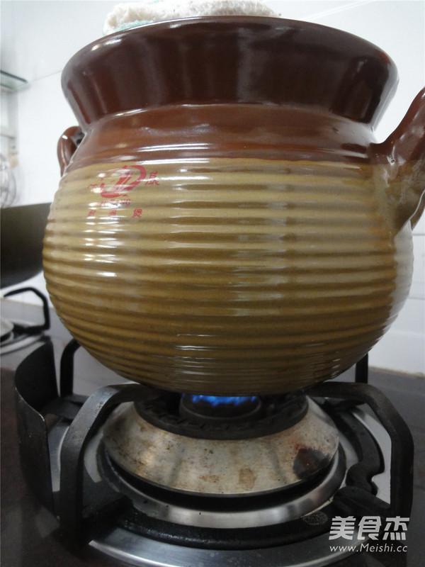 节瓜薏米煲猪骨怎么煸