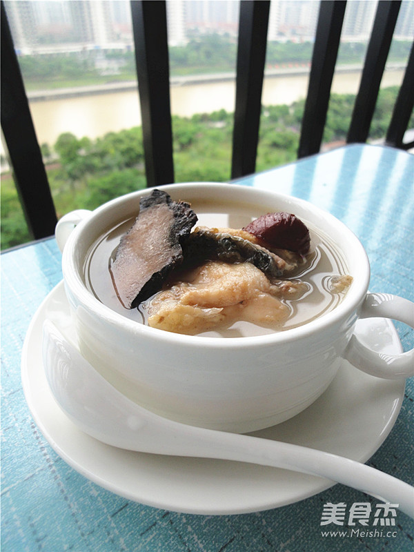 土茯苓鱼骨祛湿汤怎么煮