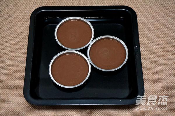巧克力布丁怎么煮