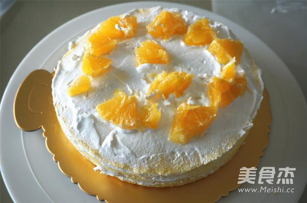 水果生日蛋糕怎么煮