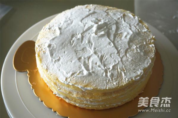 水果生日蛋糕怎么炖