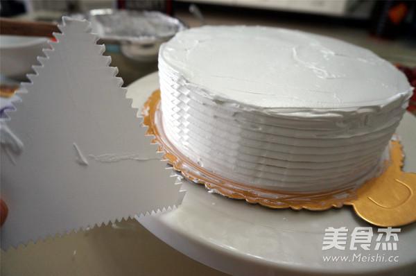 水果生日蛋糕怎样煸
