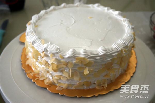水果生日蛋糕怎样炒