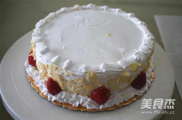 水果生日蛋糕怎样煮