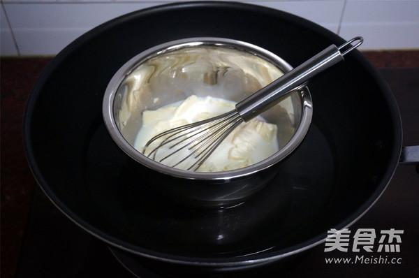 日式轻芝士蛋糕的家常做法