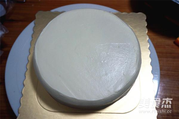 粉嫩酸奶生日蛋糕怎样炒