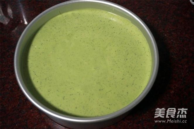 日本宇治抹茶酸奶蛋糕怎么煮